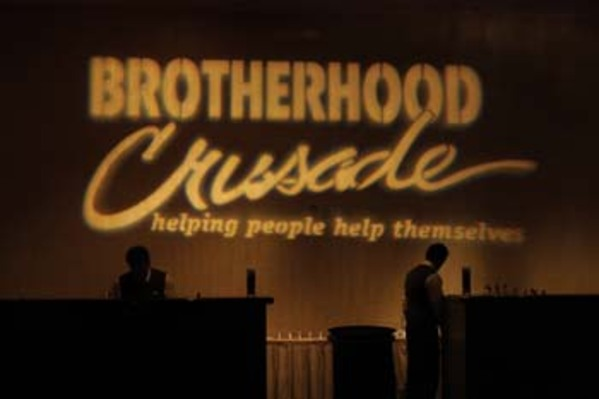 The Brotherhood Crusade, West L.A. Partner to Help College Students
