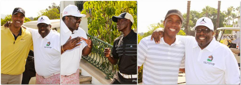 "The Inaugural Cedric ""The Entertainer"" Celebrity Golf Classic: a Summer Success!"