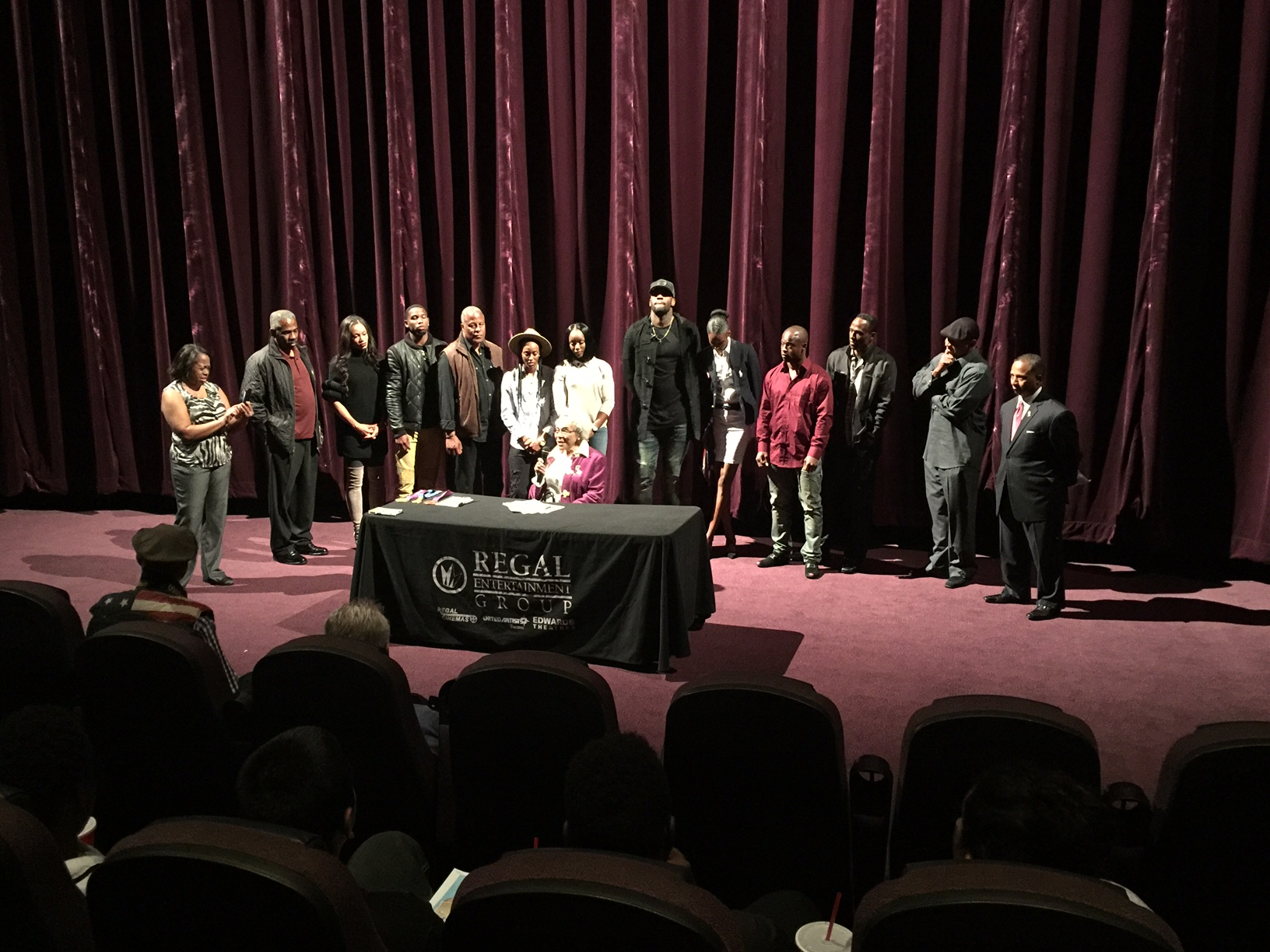 Brotherhood Crusade was privileged to see an advance screening of RACE, the Jesse Owens Story