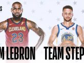 Team Stephen Selects Brotherhood Crusade for Charitable Donations at 2018 NBA All Star Game