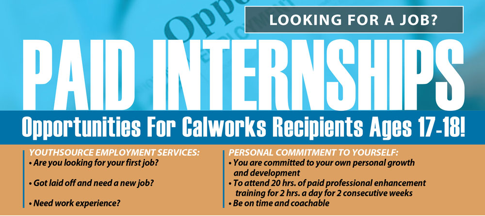 Paid Internships Opportunities