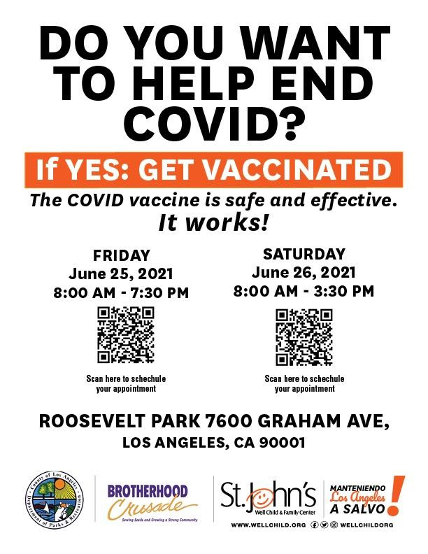Do you want to help end Covid?